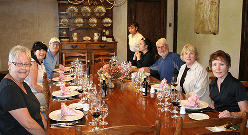 Private Wine and Food Experience