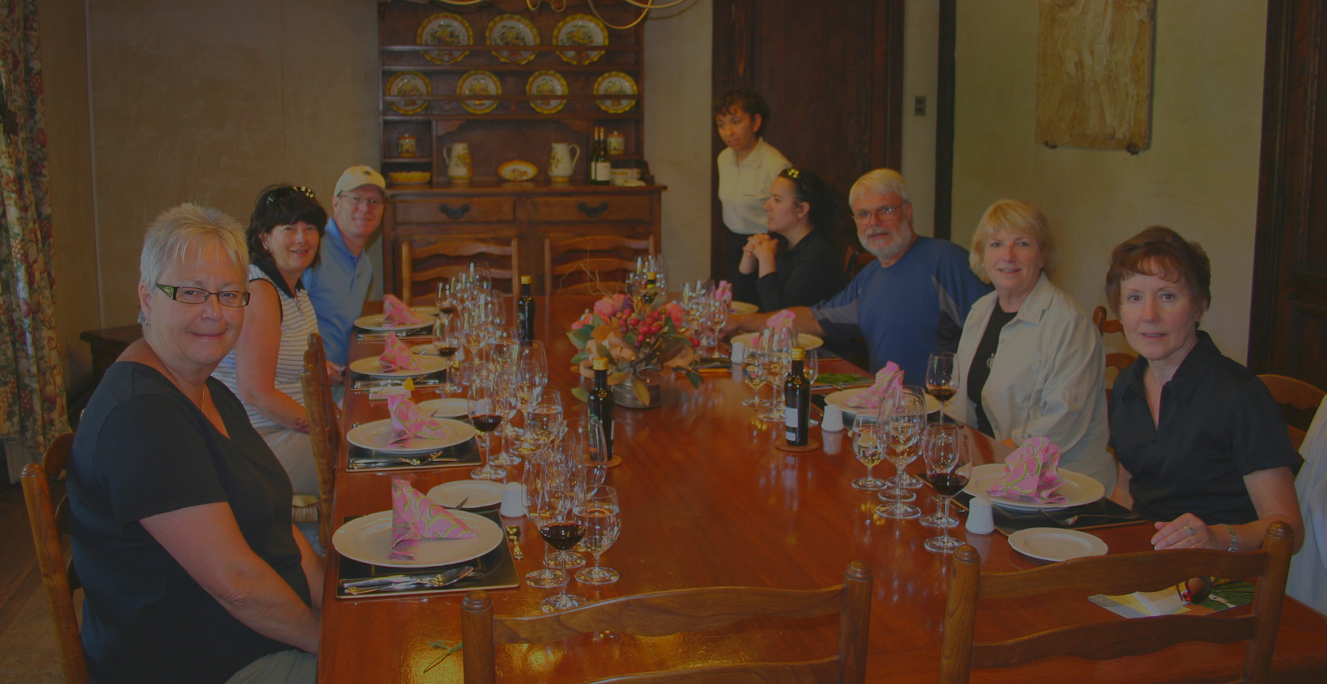 Wine and food experience Chile